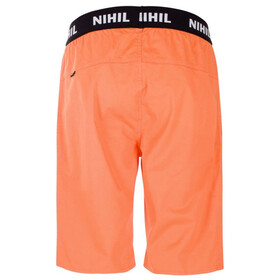 Nihil Wave - Shorts Homme - orange